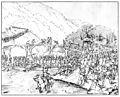 Charles-Alexandre Steinhäuslin 15 - La deuxième division traverse l'Emme devant Littau (24.11.1847).jpg