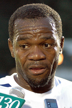 Ottawa Wizards - Canadian international Charles Gbeke played earlier in his career with Ottawa Wizards.