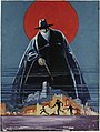 Charles Coll - The Shadow Annual Pulp Cover Original Art (Street & Smith, 1947).jpg