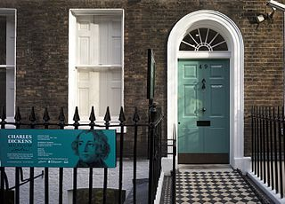 Charles Dickens Museum museum in London