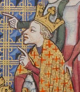 Charles II of Navarre - Image: Charles II of Navarre