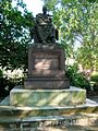 Charles James Fox statue, Bloomsbury Square WC1 - geograph.org.uk - 1324666.jpg