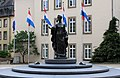 Charlotte Grande - Duchesse, Uewerstad, Luxemburg City, Luxembourg - panoramio.jpg