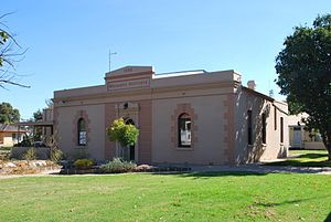 Charlton, Victoria - Image: Charlton Mechanics Institute