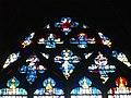 Chartres - cathédrale, vitrail (09).jpg