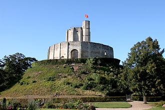 Eure - Image: Chateau de Gisors
