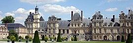 Palácio de Fontainebleau