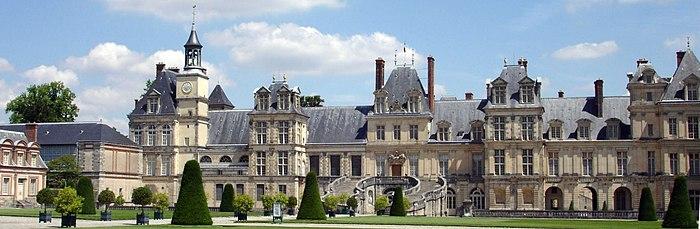 """Résultat de recherche d'images pour """"château de fontainebleau"""""""