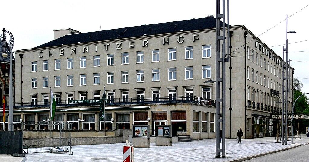Hotel Chemnitzer Hof Restaurant