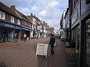 Chesham, High Street - geograph.org.uk - 131866