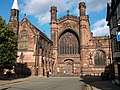 Chester Cathedral from Northgate Street (10).JPG