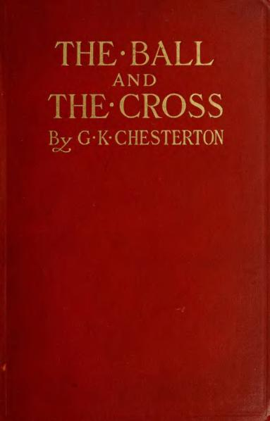 File:Chesterton - The Ball and the Cross.djvu