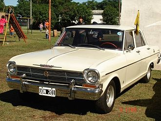 Chevrolet 400, made in Argentina from 1962 to 1974 Chevrolet 400 1962.jpg
