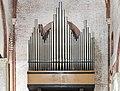 Chiesa di San Lorenzo a Vicenza - Interno - transeto sinistro - Organo.jpg
