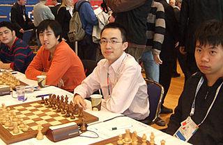 Chess in China