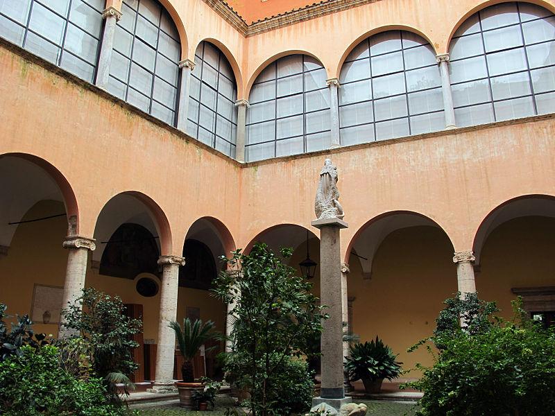 Chiostri del palazzo dei ss. apostoli, 06.JPG