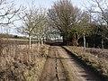 Cholderton - Footpath - geograph.org.uk - 1718216.jpg