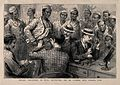 Cholera vaccination of the Third Gurkhas in India at the tim Wellcome V0010492.jpg