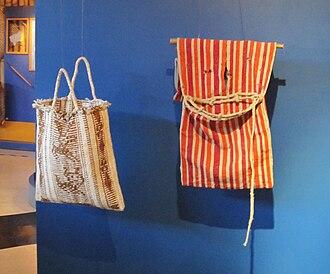 Cholo pescador - Image: Cholo pescador bags