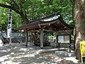 Chozuya of Oasahiko Shrine.JPG