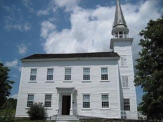 Duanesburg, New York - Christ Episcopal Church, June 2009