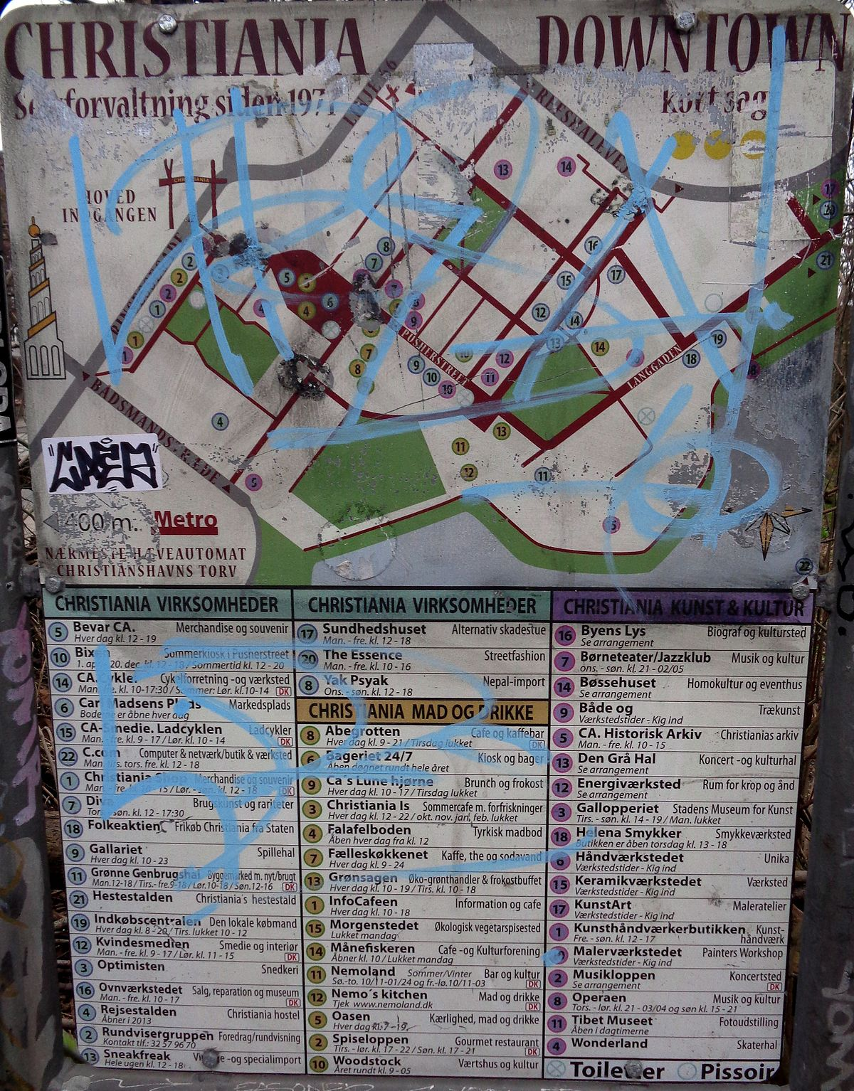 File Christiania Downtown Map Jpg Wikipedia