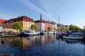 Christianshavns Kanal with Søkvæsthuset.jpg