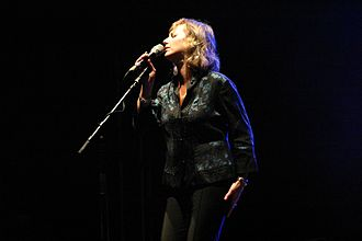 Christine Collister - Collister at the Cropredy Festival Oxfordshire, 12 August 2005