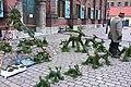 Christmas market at Kronhuset in Gothenburg (6488601467).jpg