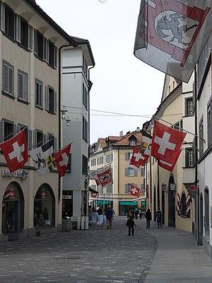 Chur-Poststrasse