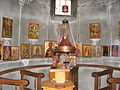 Church in the Monastery of Saint Demetrius - inside 9.JPG