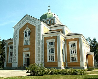 Kerimäki Church - Kerimäki church