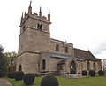Church of St Andrew, Boothby Pagnell, Lincolnshire, England - from the southwest.jpg