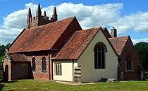 Church of St Mary, Eversley.JPG