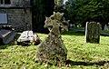 Churchyard detail at St James Church, Foots Cray.JPG