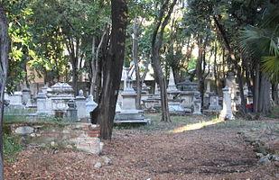Old English Cemetery, Livorno