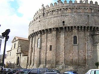 Ávila Cathedral - Apse of the Cathedral of Ávila