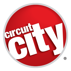 Logo of Circuit City, now-defunct US retail chain