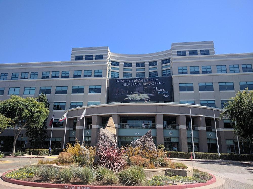 Cisco Systems in San Jose Silicon Valley