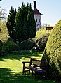 City of London Cemetery Traditional Crematorium East Chapel from Memorial Gardens 6.jpg