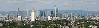 Frankfurt Rhine-Main - Frankfurt