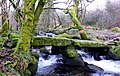 Clapper Bridge near Babeny - geograph.org.uk - 1065796.jpg
