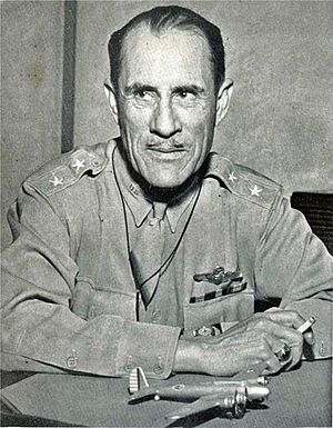 Clarence L. Tinker - Clarence L. Tinker as a Major General