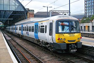 Class 365 Networker Express in Great Northern livery by Hugh Llewelyn.jpg