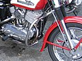 Classic Harley-Davidson with crash bar.JPG