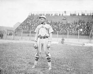 Claude Rossman - Claude Rossman, Cleveland Indians