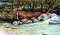 Clausell Paisaje con bosque y río.jpg