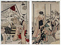 Cleaning of a Samurai house for New Year's festivities (5759527638).jpg