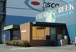 Clear Creek Distillery - Portland, Oregon.JPG