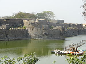 Vellore - Fort Front View